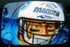 Airbrush-Design-sony-playstation 1-madden-ea