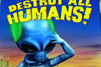 Airbrush Playstation2 Destroy all Humans