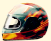 Helm Airbrush CarbonHelm