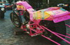 Airbrush-Design-motorrad Dragster (badger)