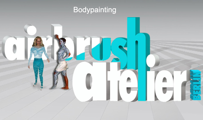 arbrush berlin topairbrush bodypainting