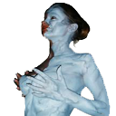 airbrushed bodypainting